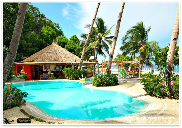Tropical Pool In South Cebu