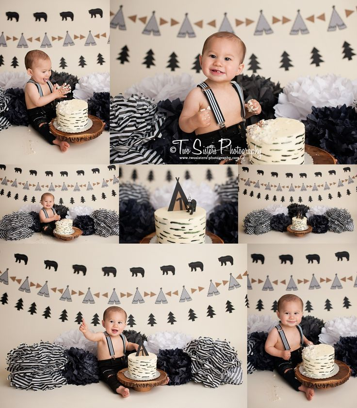 52 best Cake Smash Sessions by Two Sisters Photography images on