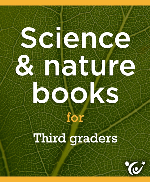 These books will spark your child's interest in science by presenting a range of natural (and not so natural) phenomena.