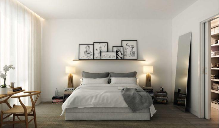 Jakten på det perfekta sovrummet går mot en riktigt lyxig hotellrumskänsla. Inget som är omöjligt att skapa själv.