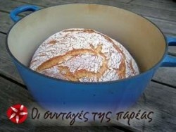 Horiatiko Psomi - Greek Bread