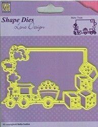 SDL 011 Shape Dies Lene Design