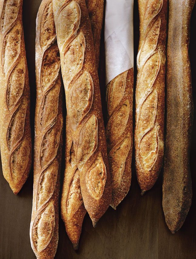 10 best places for baguettes in US- a bakery in Minneapolis!  Rustica.