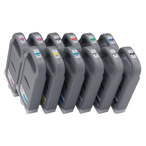 Canon PFI-702BK Ink Cartridge, #2220B001AA