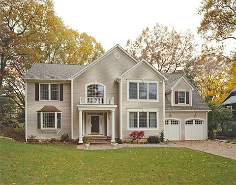 Custom Colonial 2 By Westchester Modular Homes Two Story