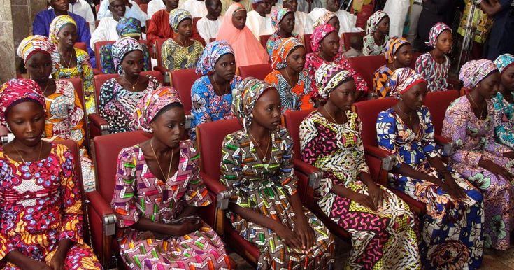 Free from Boko Haram, Nigeria's Chibok girls are kept silent  http://www.cbsnews.com/news/boko-haram-nigeria-chibok-girls-kept-silent/