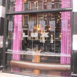 Café Weber en Lux Marnixstraat