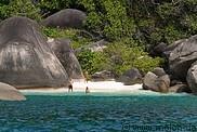 Mu Ko Sinilan Marine National Park, Thailand.