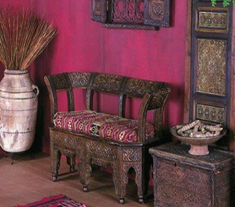 Arabian Interior Design Style