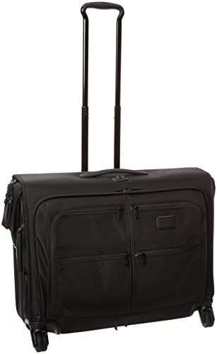 Tumi Alpha 2 4 Wheeled Medium Trip Garment Bag Black One Size *** Continue to the product at the image link.