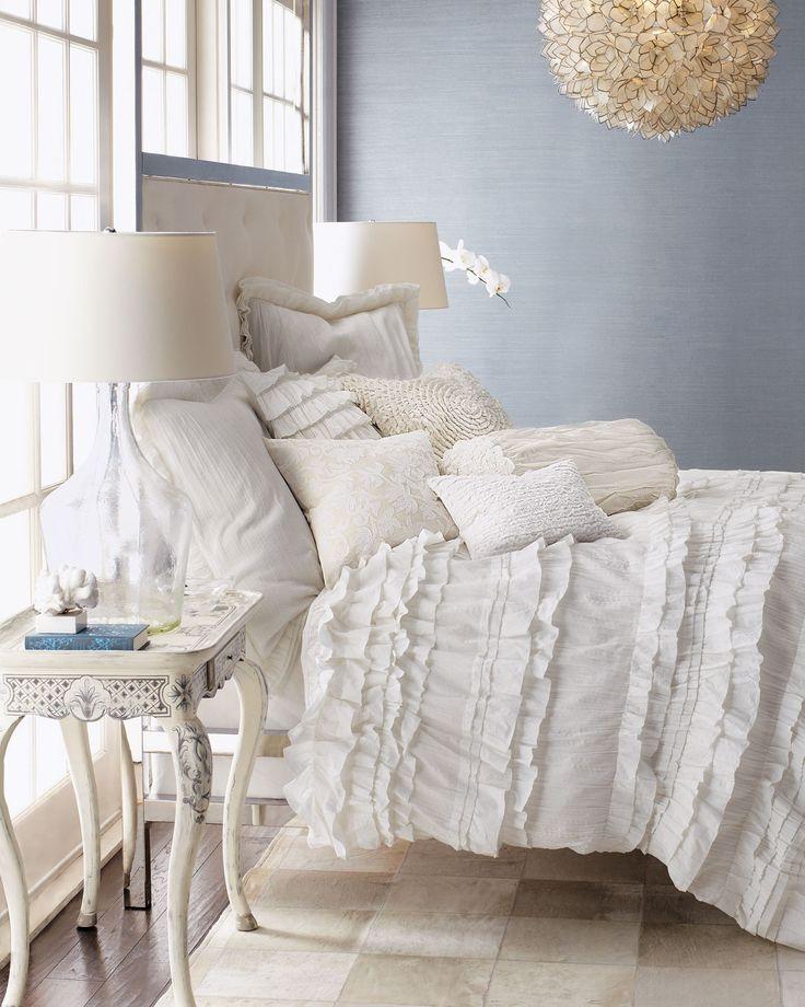 """Flores"" Bed Linens - Neiman Marcus"