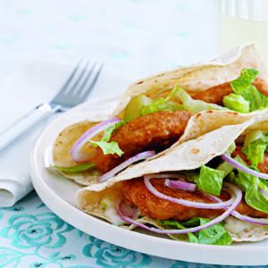 Simple 5-Ingredient Dinners | Fish Tacos, Tacos and Fish