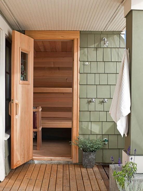 Best sauna images on pinterest steam room saunas and