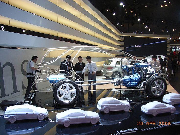 Car Exhibition Stand Design : Polygon car cars and photos