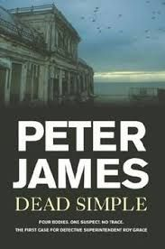 The Roy Grace novels by Peter James are a very good read. You can read them all separately, but I do recommend to read them in order anyway! Some things you just don't want to know too soon yet.  Roy Grace is a smart detective; a likeable, normal guy; and the plots are pretty smart and original. A very nice read!