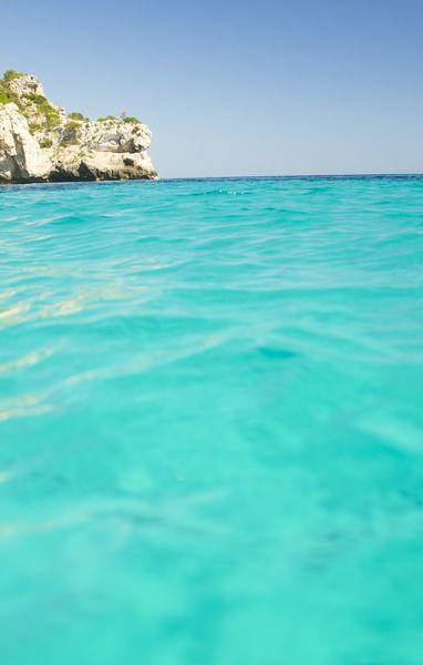 Lovely sea at Cala Macarella