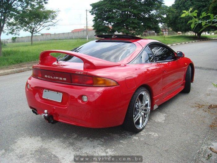 MyRide - Mitsubishi Eclipse com rodas aro 20 MyRide