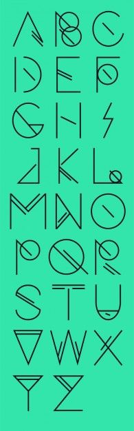 Foresee font