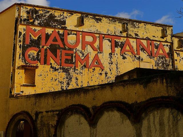 Tangier, Mauritania Cinema by Jeffrey Bale