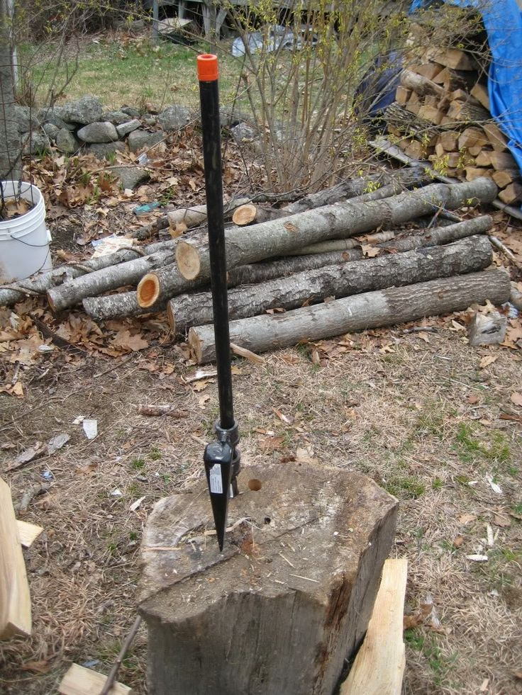 Log Splitter from a floor jack - Page 4 - Pirate4x4.Com : 4x4 and Off-Road Forum