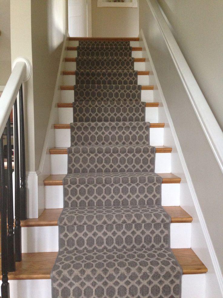 Best My Tuftex Geometric Modern Stair Runner Hoping No More 400 x 300