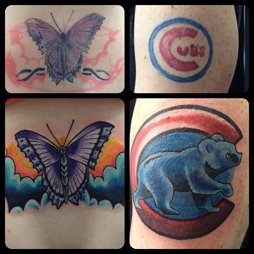 41 best clean butterfly tattoos images on pinterest for Cheap tattoo removal chicago