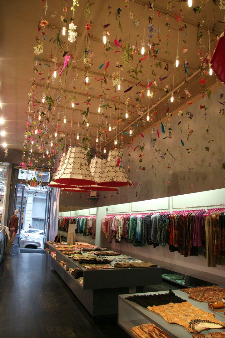 Custo Barcelona tienda insignia de Francesca Signori, Nueva York diseño de la tienda