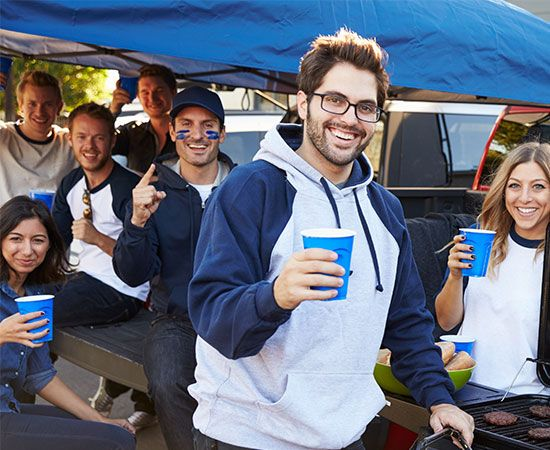 Top Five Tailgating Tips For Cold Weather   How To Tailgate In The Cold