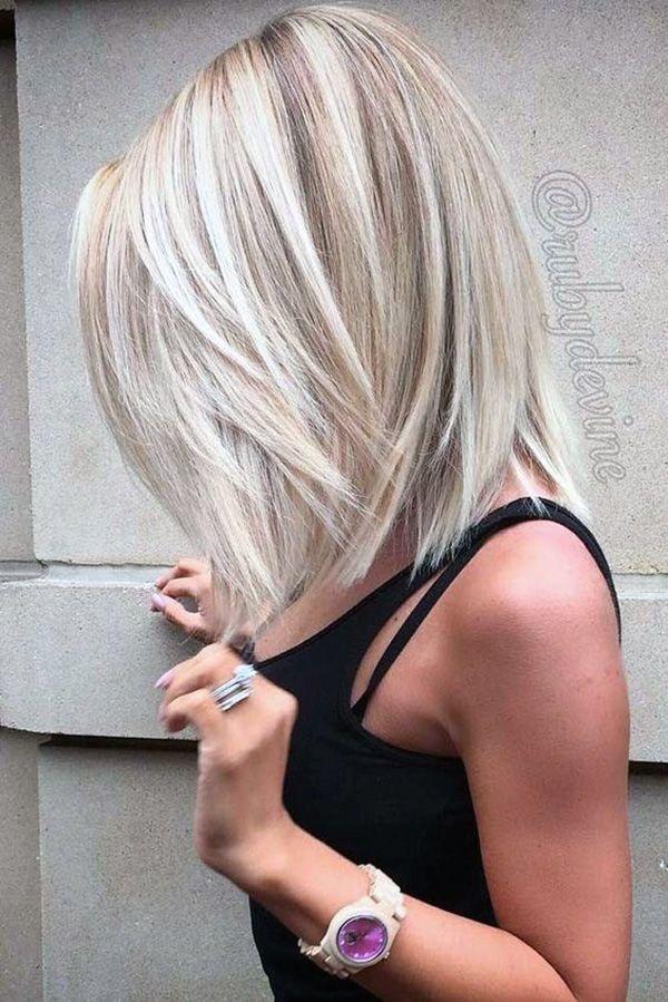 katlı lob saç kesimi