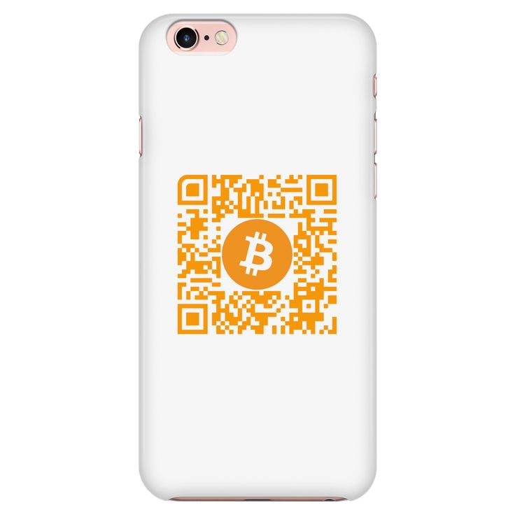 iPhone 6/6s Phone Case with Custom QR Code