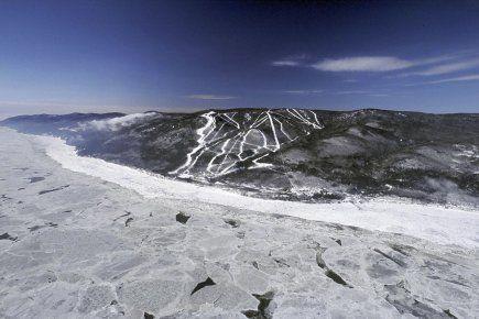 Le Massif,  Charlevoix, Québec, Canada.