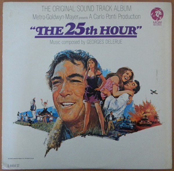 Georges Delerue - The 25th Hour: buy LP at Discogs