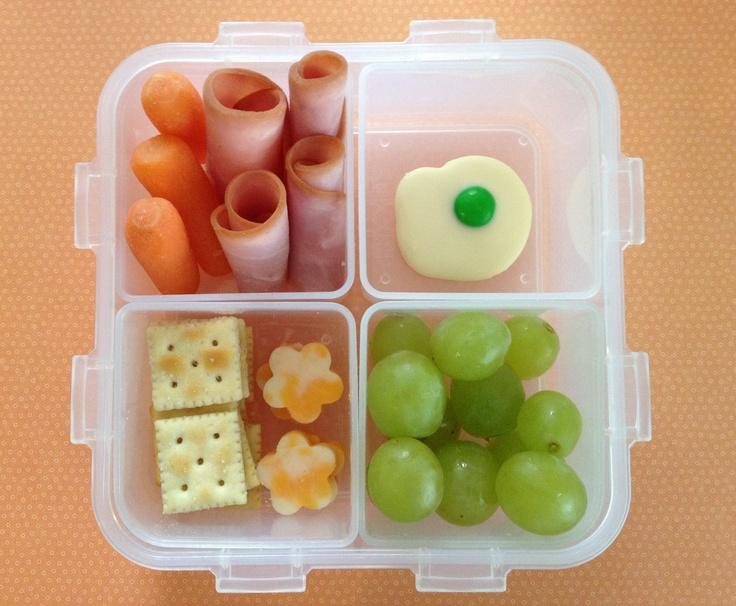 Green Eggs and Ham #bento | Samuel's 1st Birthday | Pinterest