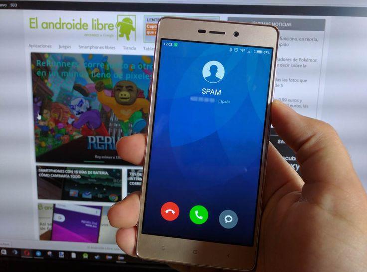 ¿Harto de las llamadas no deseadas que llegan a tu teléfono móvil? Te enseñamos a bloquear llamadas spam en cualquier teléfono con Android.