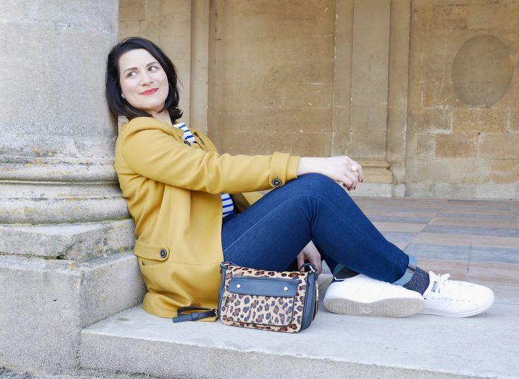 sac andré cuir - Back to brunette - mademoisellemodeuse.com