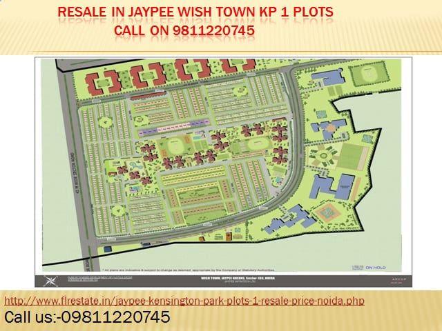 please call us 9811220750 jaypee Kensington park 1 plots wishtown Noida, plots in jaypee wishtown noida expressway, resale plots in jaypee noida