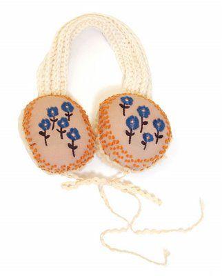 Baby Style Watch: Baby Earwarmers by Mina Perhonen