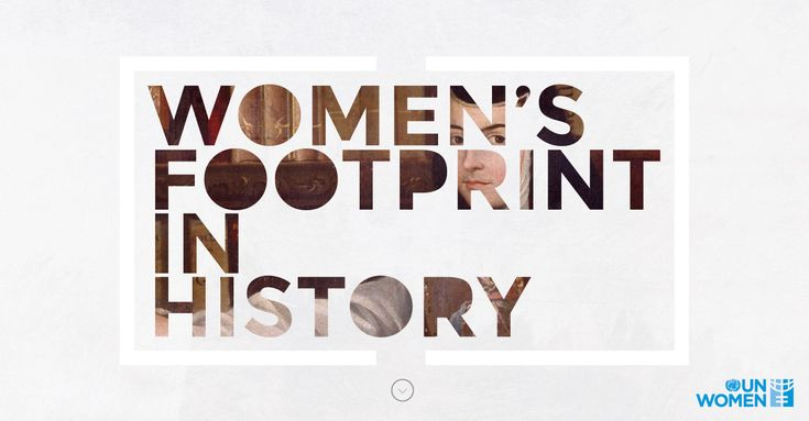 Throughout history, women have made extraordinary contributions. Explore a selection of these women and learn what the reality is today for many women and girls.