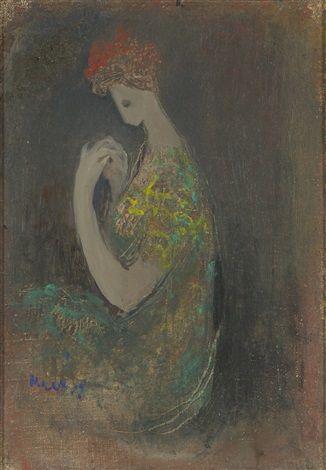 Woman by Elvi Maarni