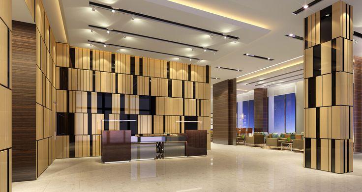 HBA Design   Studio HBA - Interior Design Fairfiled Marriott