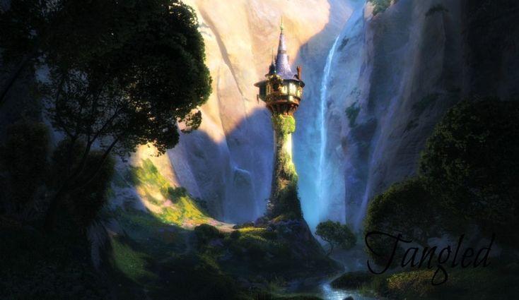 Tangled-Disney