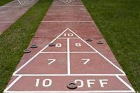 How to Construct an Outdoor Shuffleboard Court | eHow