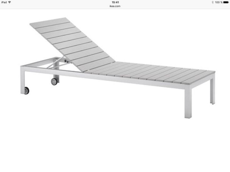 Luxus Ikea Gartenliege