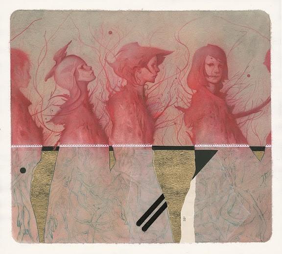 Joao Ruas: Illustration Artists, Art Illustrations, Illustrations Art, John Streets, Art Inspiration, Drawings Illustrations