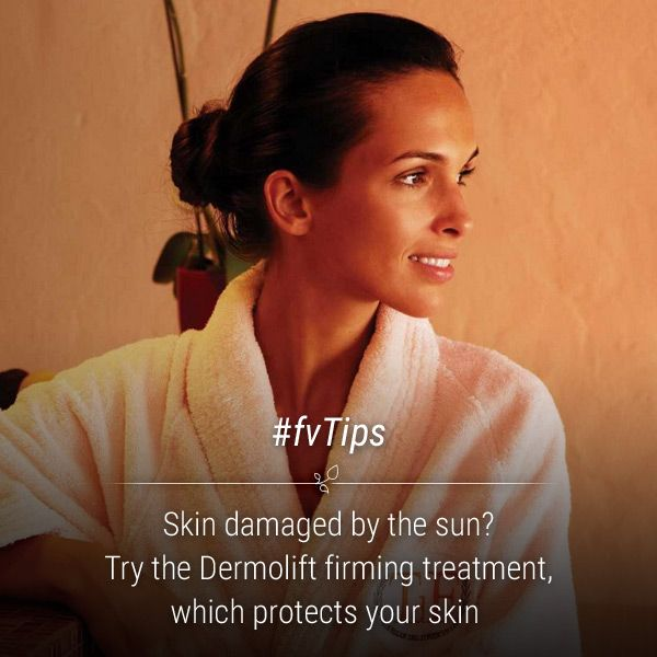 The summer is over, so now is the best time to take care of your beauty! Here's a beauty tip from Forte Village's Acquaforte spa experts!