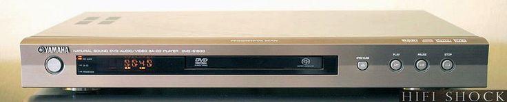 dvd S1500 0 yamaha