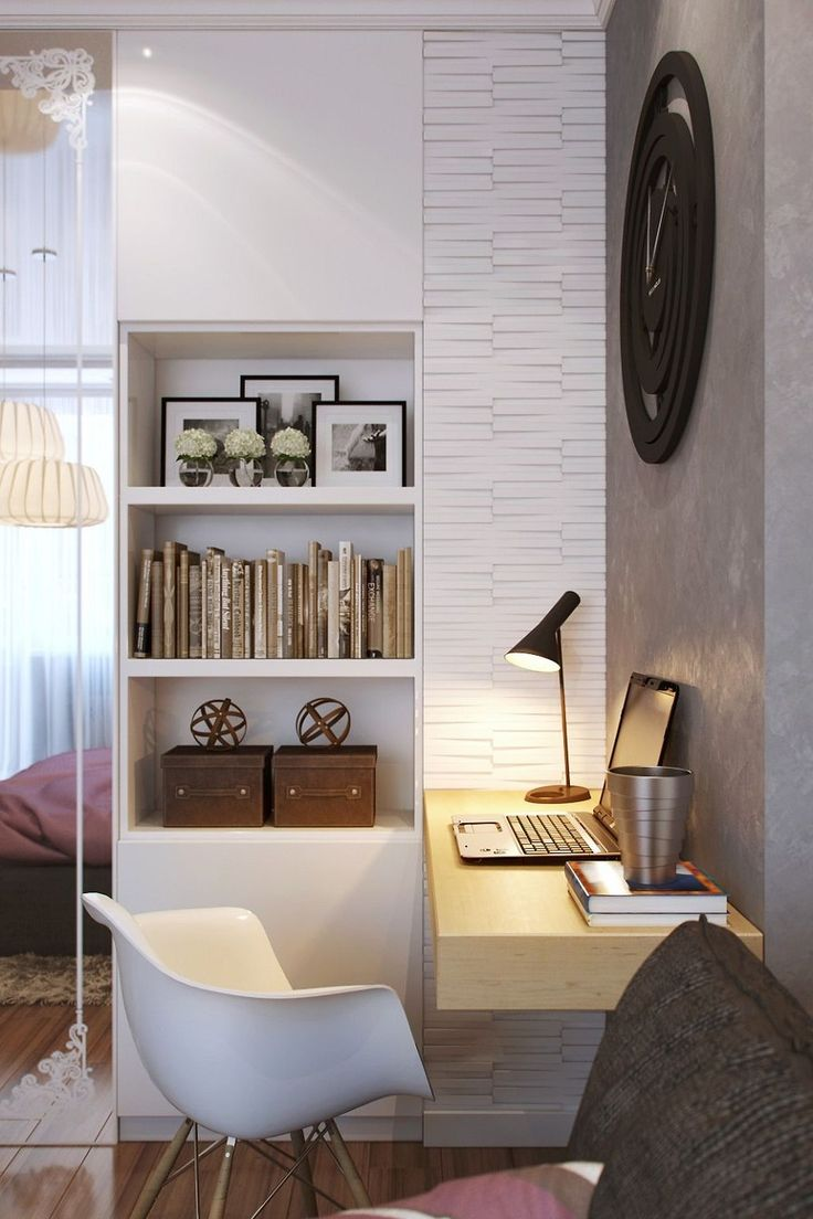 Bedroom Office Ideas