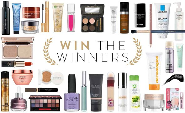 Win ALL the winning products featured in this years IMAGE Beauty Awards worth over €2,000! | image.ie