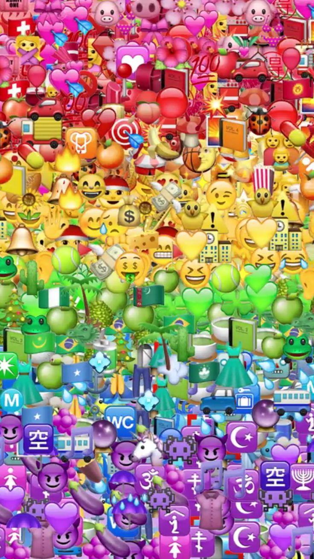 Emoji Emoji Emoji wallpaper iphone, Emoji wallpaper