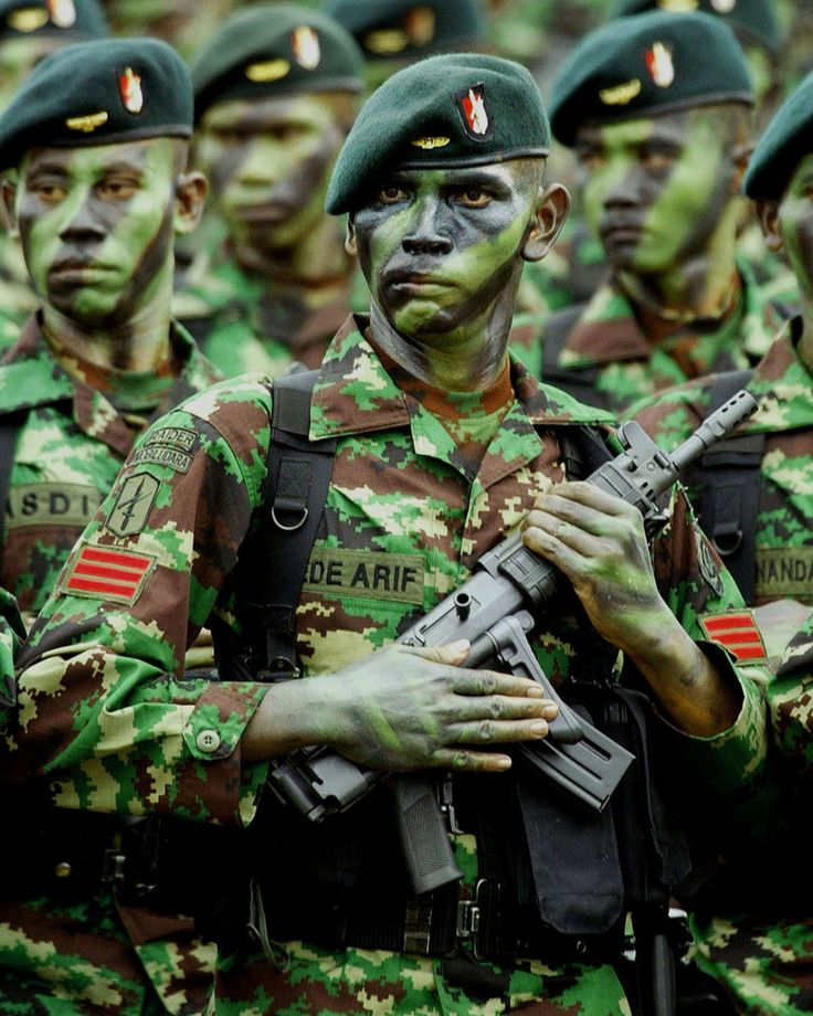 indonesian military | ... army chief lt gen george toisutta said that the indonesian military